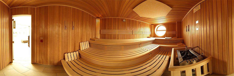 Bio Sauna im baz